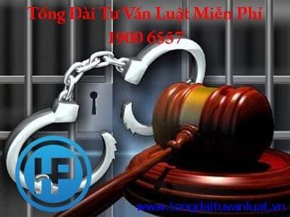 Tội không chấp hành án theo Bộ luật Hình sự 2015