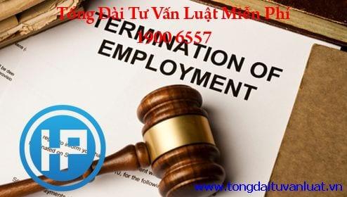 Chấm dứt hợp đồng lao động khi chưa hết thời hạn?