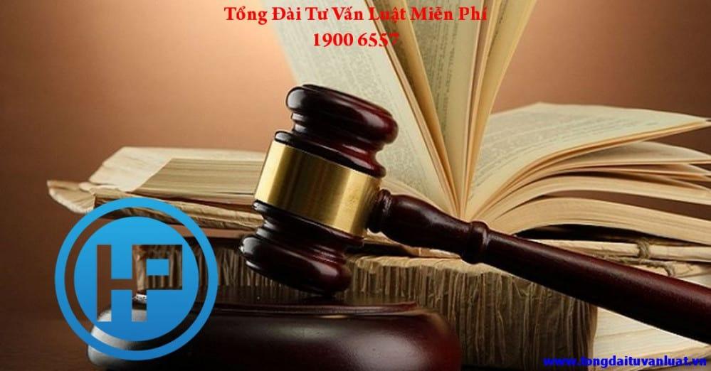 Tư vấn pháp luật hình sự miễn phí 2016