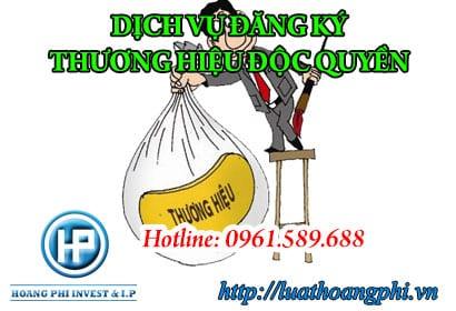 Dịch vụ đăng ký thương hiệu độc quyền