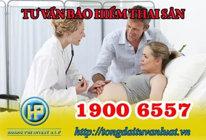 tư vấn bảo hiểm thai sản năm 2018
