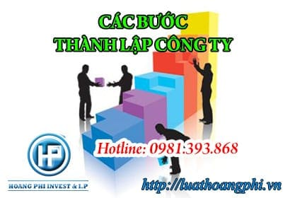 thủ tục thành lập công ty cổ phần thương mại