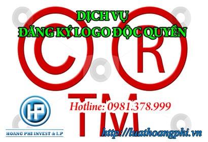 Đăng ký logo tại Cục Sở hữu trí tuệ