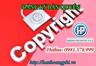 Đăng ký bản quyền ở Tây Ninh