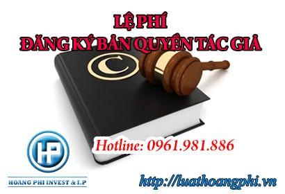 Đăng ký bản quyền tại Quảng Ninh