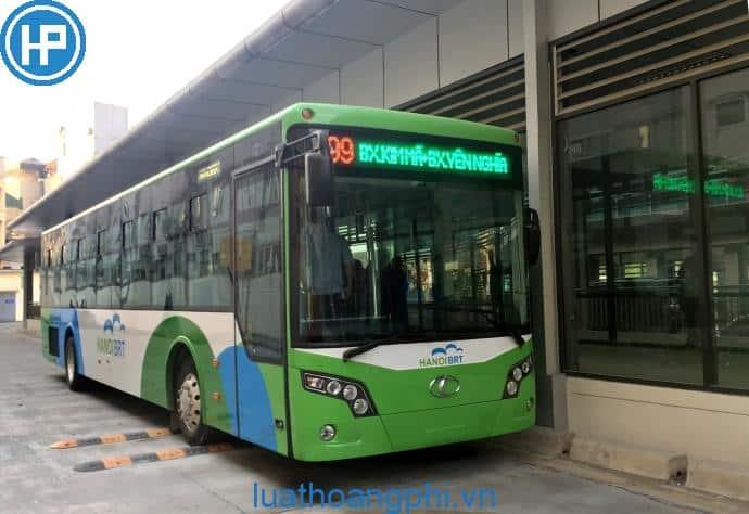 BRT là gì, Làn BRT là gì?