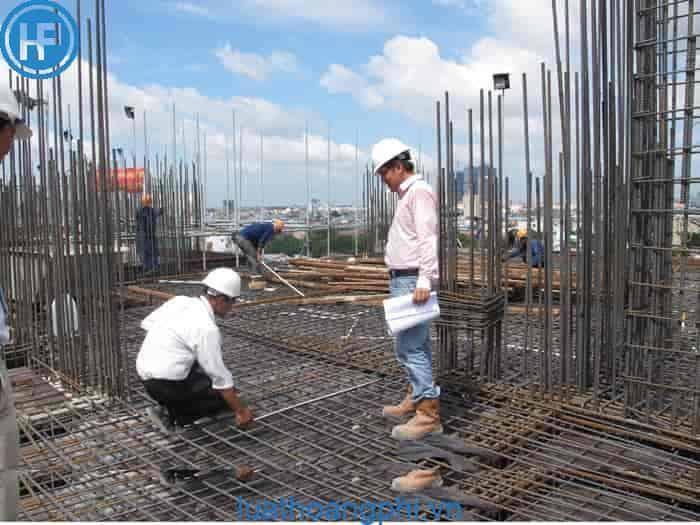đảm bảo chất lượng công trình xây dựng